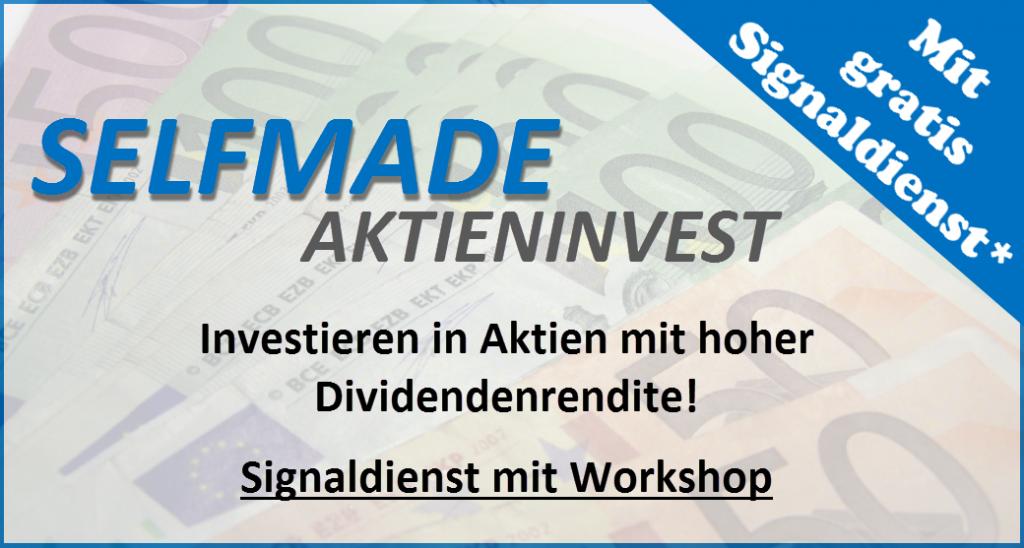 Selfmade-Aktieninvest
