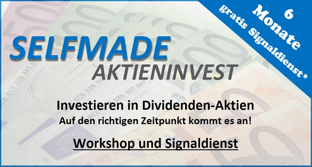 Selfmade Aktieninvest